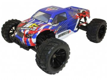 Radio Control Monster Truck BOWIE 1:10 Scale 7.2v high Spec 4WD Off Road RC model